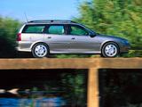 Images of Opel Vectra Caravan (B) 1999–2002
