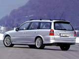Images of Opel Vectra i500 Caravan (B)