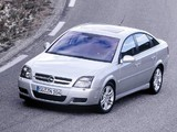 Images of Opel Vectra GTS (C) 2002–05