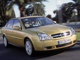 Images of Opel Vectra Sedan (C) 2002–05