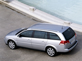Images of Opel Vectra Caravan (C) 2003–05