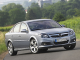Images of Opel Vectra GTS (C) 2005–08