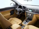 Images of Opel Vectra Sedan (C) 2005–08