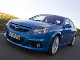 Images of Opel Vectra GTS OPC (C) 2005–08