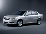 Images of Opel Vectra Sedan (C) 2005–08