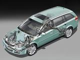 Images of Opel Vectra Caravan (C) 2005–08