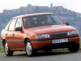 Opel Vectra Hatchback (A) 1988–92 images
