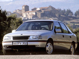 Opel Vectra GT Hatchback (A) 1988–92 images