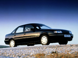 Opel Vectra Sedan (A) 1988–92 pictures