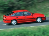 Opel Vectra GT Hatchback (A) 1992–94 images