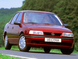 Opel Vectra Sedan (A) 1992–95 images