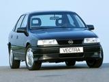 Opel Vectra Turbo 4x4 (A) 1992–94 photos