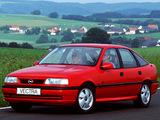Opel Vectra GT Hatchback (A) 1992–94 photos