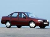 Opel Vectra Sedan (A) 1992–95 wallpapers