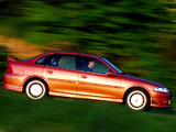 Opel Vectra i500 (B) 1998–2000 photos