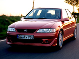 Opel Vectra i500 (B) 1998–2000 pictures