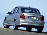 Opel Vectra Sedan (B) 1999–2002 images