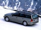 Opel Vectra Caravan (B) 1999–2002 images
