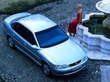 Opel Vectra Sedan (B) 1999–2002 photos