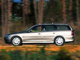 Opel Vectra Caravan (B) 1999–2002 photos