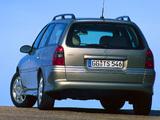 Opel Vectra Caravan (B) 1999–2002 wallpapers