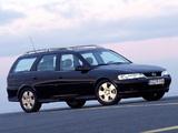 Opel Vectra Caravan Design Edition (B) 2000 images
