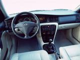 Opel Vectra Caravan Design Edition (B) 2000 photos