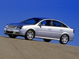 Opel Vectra GTS (C) 2002–05 images
