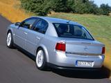 Opel Vectra Sedan (C) 2002–05 images