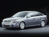 Opel Vectra GTS (C) 2002–05 photos