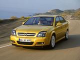 Opel Vectra GTS (C) 2002–05 pictures