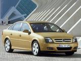 Opel Vectra GTS (C) 2002–05 wallpapers