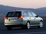 Opel Vectra Caravan (C) 2003–05 images