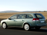 Opel Vectra Caravan (C) 2003–05 photos
