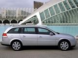 Opel Vectra Caravan (C) 2003–05 pictures