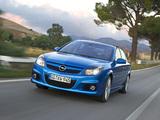 Opel Vectra GTS OPC (C) 2005–08 images
