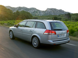 Opel Vectra Caravan (C) 2005–08 photos