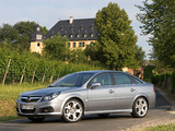 Opel Vectra GTS (C) 2005–08 photos