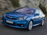 Opel Vectra GTS OPC (C) 2005–08 pictures
