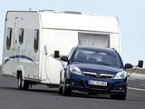 Opel Vectra Caravan (C) 2005–08 pictures