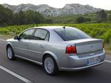 Opel Vectra Sedan (C) 2005–08 pictures
