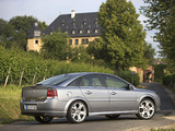 Opel Vectra GTS (C) 2005–08 pictures
