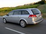 Opel Vectra Caravan (C) 2005–08 wallpapers