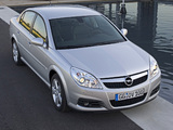 Opel Vectra Sedan (C) 2005–08 wallpapers