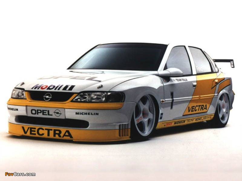 Opel Vectra pictures (800 x 600)