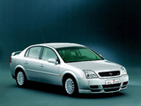 Irmscher Opel Vectra Sedan (C) pictures