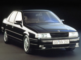 Photos of Opel Vectra 2000 (A) 1989–92