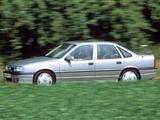 Photos of Opel Vectra Turbo 4x4 (A) 1992–94