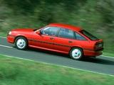 Photos of Opel Vectra GT Hatchback (A) 1992–94
