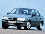 Photos of Opel Vectra V6 (A) 1993–95